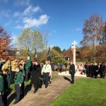 Remembrance Day, Memorial Gardens, 2018