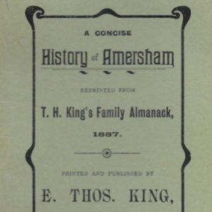 Read Thomas King's History of Amersham