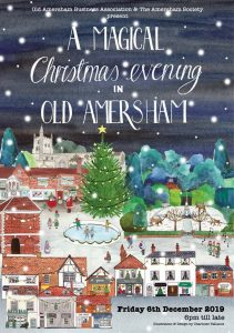 A Magical Christmas Evening @ Old Amersham