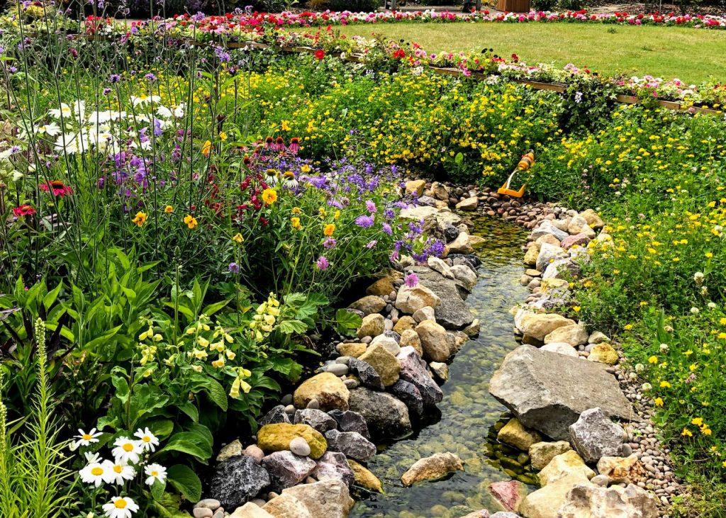 Memorial Gardens, Jul 2019