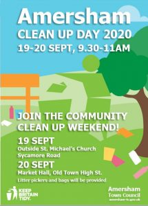 Clean Up Day @ Market Hall