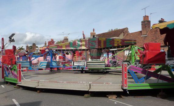 Amersham Charter Fair