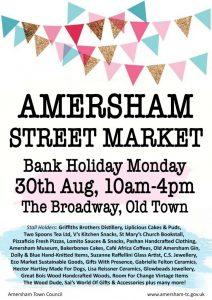 Amefsham Street Market
