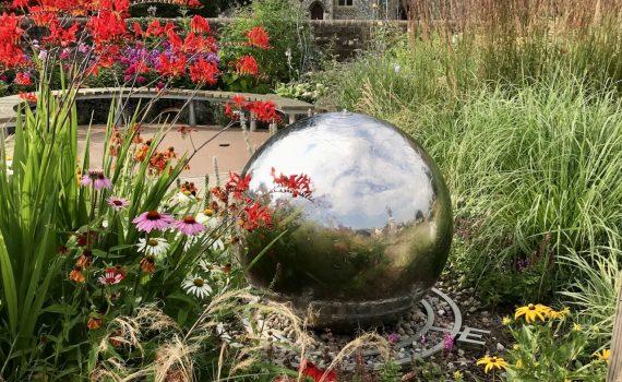 Memorial Gardens, Jul 2021